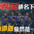 中華男足排名